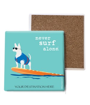 never surf alone (name droppable)