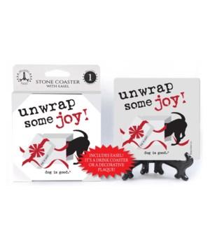 unwrap some joy! (white box, red bow wit