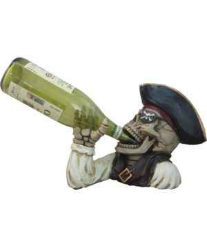 *Pirate Wine Holder * - 13""