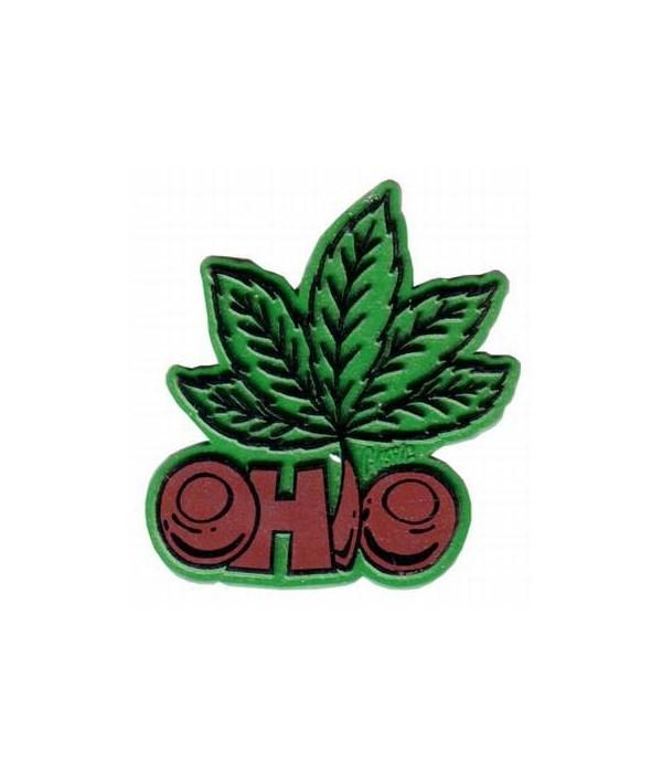 Ohio Magnet 2D Buckeye