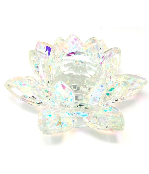 """50MM Crystal Lotus-  Multi-5.5"""""""
