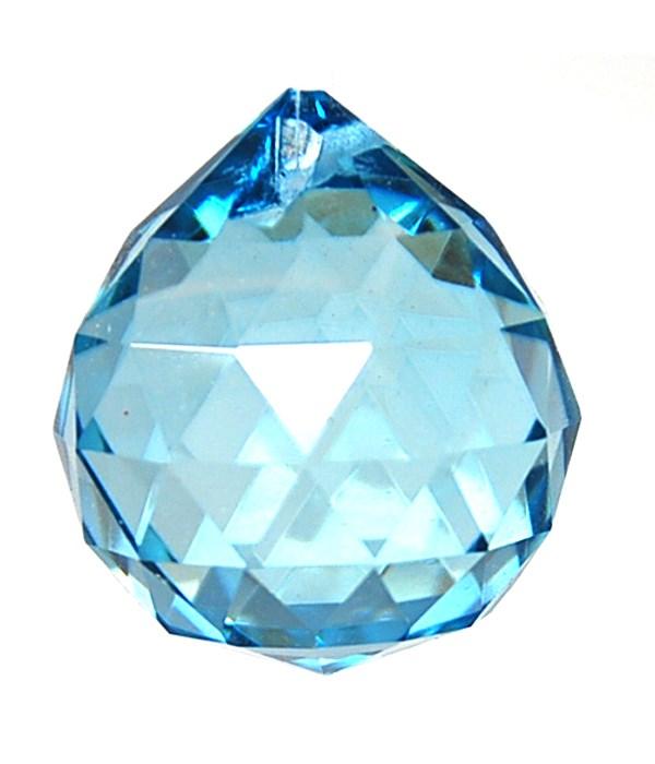40MM Crystal ball /Sky Blue