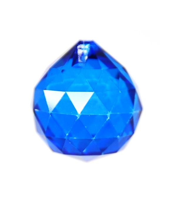 40MM Crystal ball /Cobalt-Sapphire