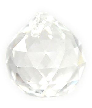 30MM Crystal ball- Clear