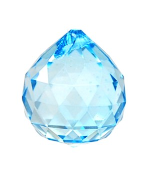 30MM Crystal ball-Turquoise