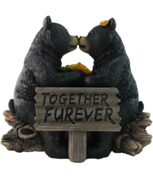 Bears Together Furever 6.5""