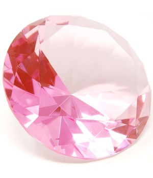 100MM Pink  Diamond