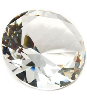100MM Clear Diamond