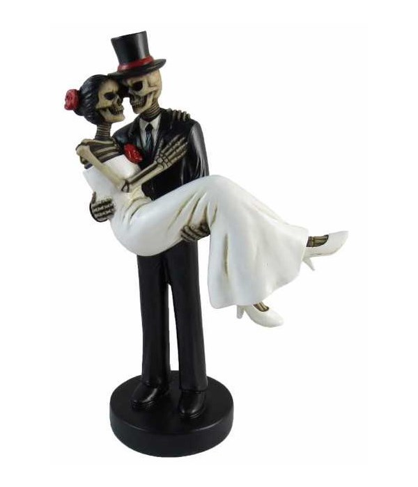 """Day of the Dead couple 8.5"""""""