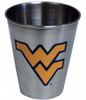 WVU Shotglass SS