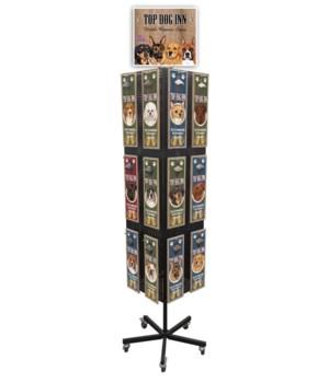Top Dog Inn B/O unit 72PC display