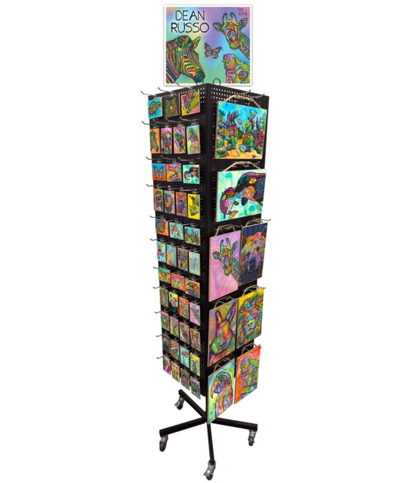 Wildlife Dean Russo Sign & Magnet Display 216PC