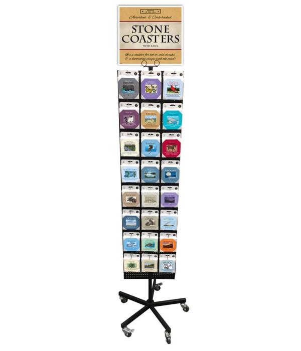 Advice Coasters - General 24 Asst / 72PC
