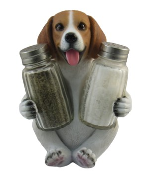 Beagle Salt & Pepper Set - 5.5""