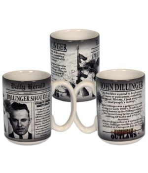 Dillinger Mug 6PC