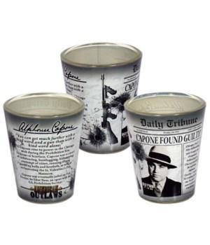 Capone Shotglass 12PC