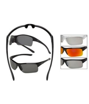 PVX Polarized sport wrap Sunglass