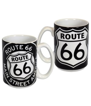 R66 Ceramic Grande Road Mug 15oz