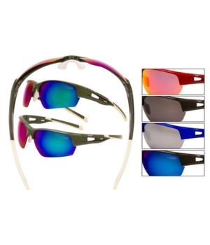 PVX Polarized Neon Sunglasses