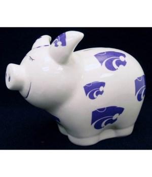 KS-S Bank Piggy Logo All Over