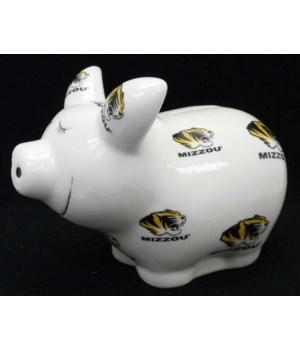 U-MO Piggy Bank Logo All Over 6PC