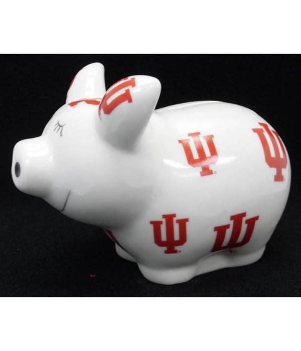 IN-U Bank Piggy Logo All Over