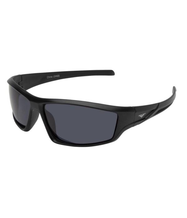 VertX Polarized Sport Wrap Sunglasses