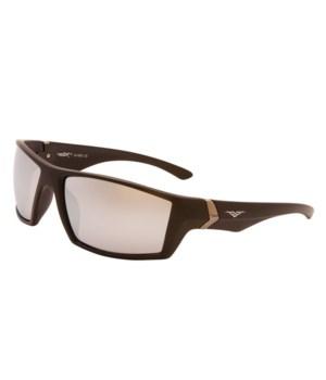 All Black VERTX PC Sports Sunglasses