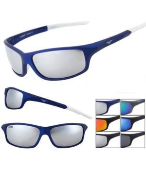 VERTX PC Sports Soft Touch Sunglasses
