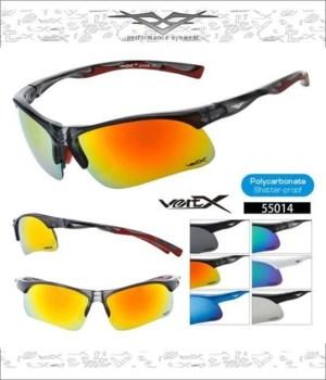 VERTX PC Sports Wrap  Sunglasses