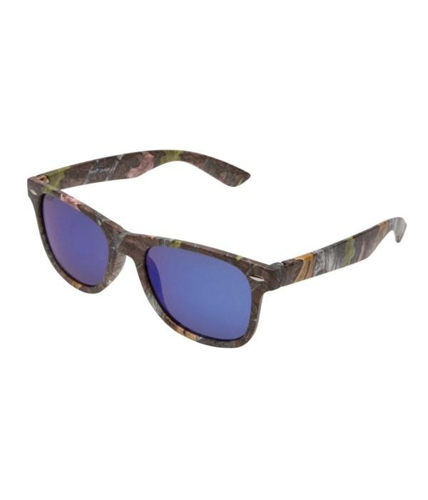 VertX Polarized Camo Sport Sunglasses