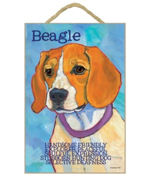 Beagle 7x10 Ursula Dodge