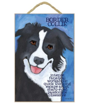 Border Collie 7x10 Ursula Dodge