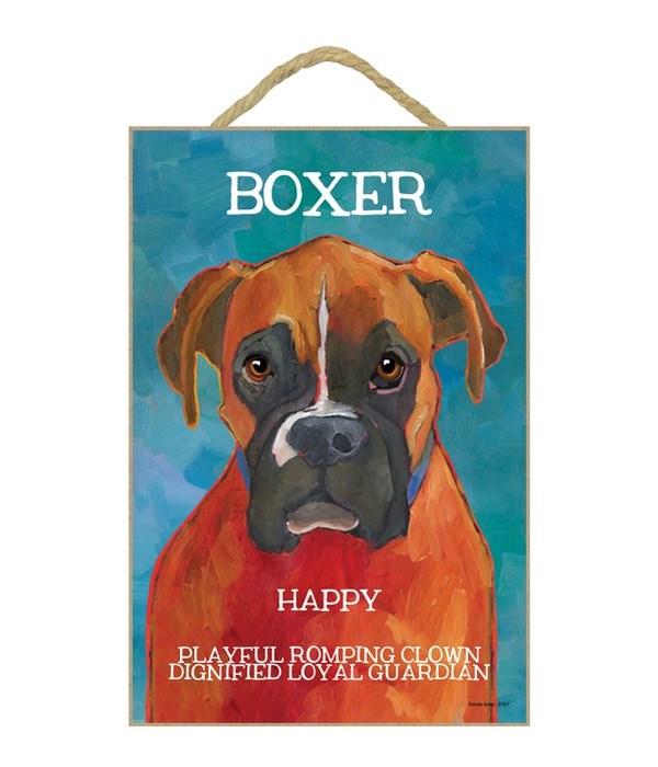 Boxer 7x10 Ursula Dodge