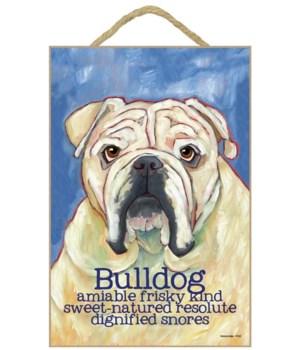 Bulldog 7x10 Ursula Dodge