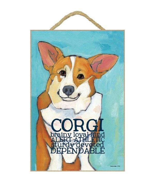 Corgi 7x10 Ursula Dodge