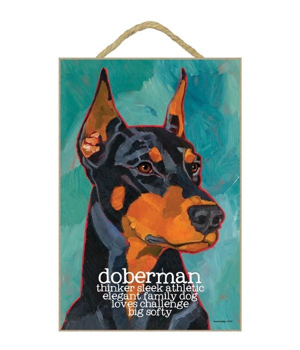 Doberman 7x10 Ursula Dodge