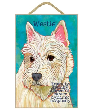 Westie 7x10 Ursula Dodge
