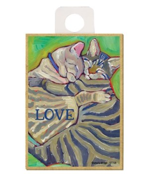 Cat - Love Magnet