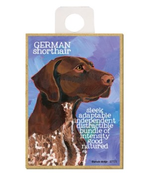German Shorthair Pointer Magnet