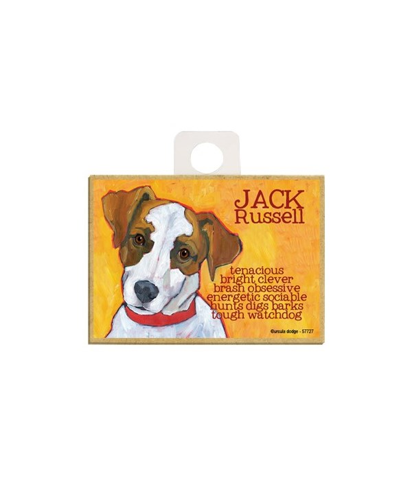 Jack Russell Magnet