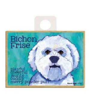 Bichon Frise Magnet