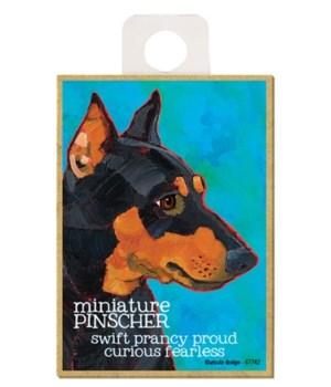 Miniature Pinscher Magnet