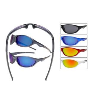 VERTX PC Sports/Mtl Sunglasses