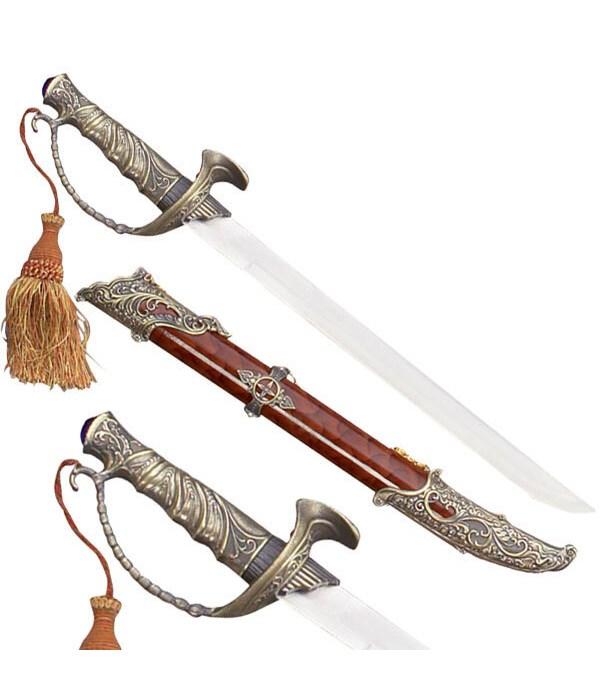 """FANTASY SHORT SWORD 20"""" OVERALL"""