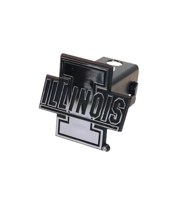 U-IL Car Trailer Hitch Cover 6DP