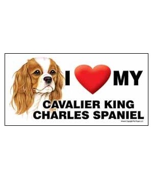 I (heart) my Cavalier King Charles Spani