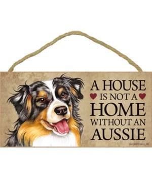 Aussie (Australian Shepherd) House 5x10
