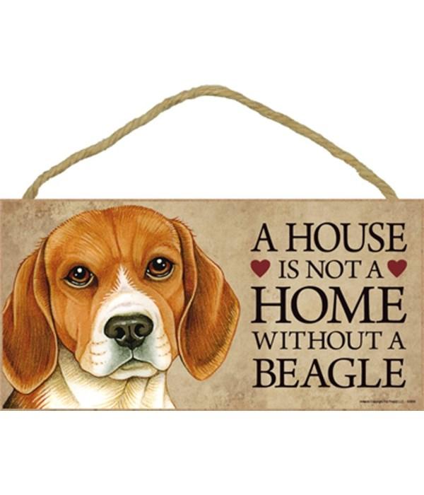 Beagle House 5x10