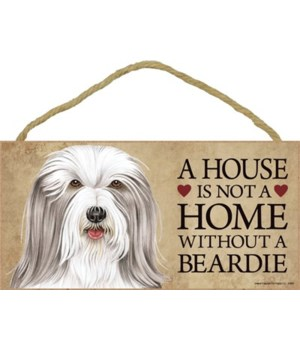 Beardie (Bearded Collie) House 5x10
